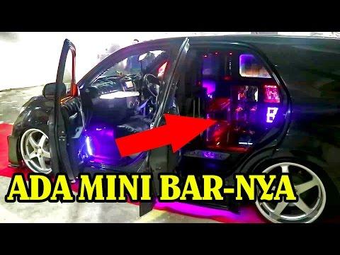 Inilah Juara BEST INTERIOR Kontes Mobil Modifikasi Indonesia HIN Jogja (INTERIOR MOBIL TERMEWAH)
