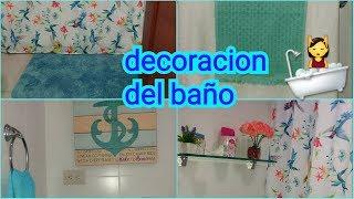Ideas para decorar un baño pequeño/decorando el baño de los niño/como decorar un baño sencillo