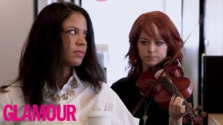 Lindsey Stirling Scores Your Work Day | Glamour