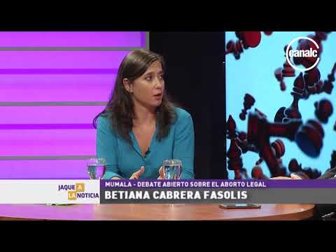 Betiana Cabrera Fasolis  | Debate sobre despenalización del aborto