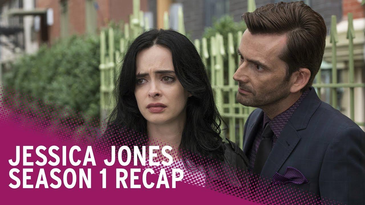 Jessica Jones: Season 1 Recap