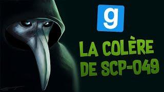 SCP RP // SCP-049 EST EN COLÈRE ! Garry's Mod