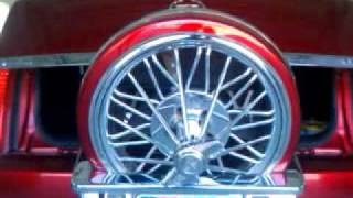 Kandy DTS 5th wheel