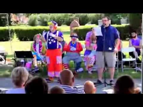 International Clown Week Observance-Forest Park Review