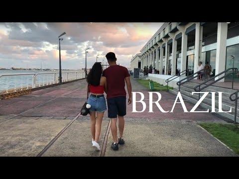 RECIFE - PORTO DE GALINHAS - OLINDA - Brazil Vlog 2019