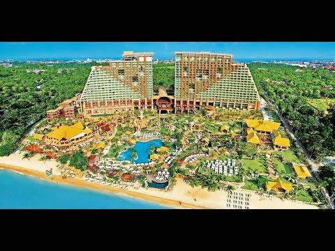Centara Grand Mirage Beach Resort Pattaya Tailandia Thailand