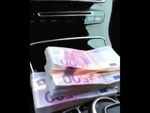 My Friend with Mercedes and some cash cash cash 500euro