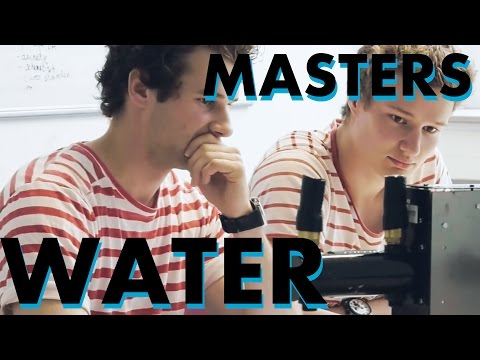 A new generation of Dutch Water Masters