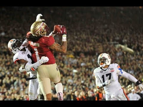 A Game to Remember: 2014 National Title - Florida State vs. Auburn
