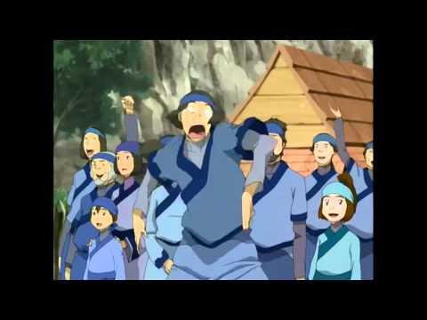 Avatar TLA: Foaming Mouth Guy