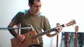 homemade cbg 4 strings