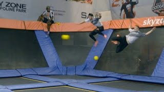 Top 5 Dodges at 2016 Sky Zone Ultimate Dodgeball Championship