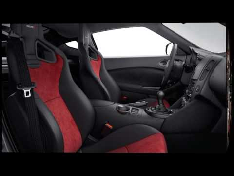 2017 Nissan 370z Coupe Interior