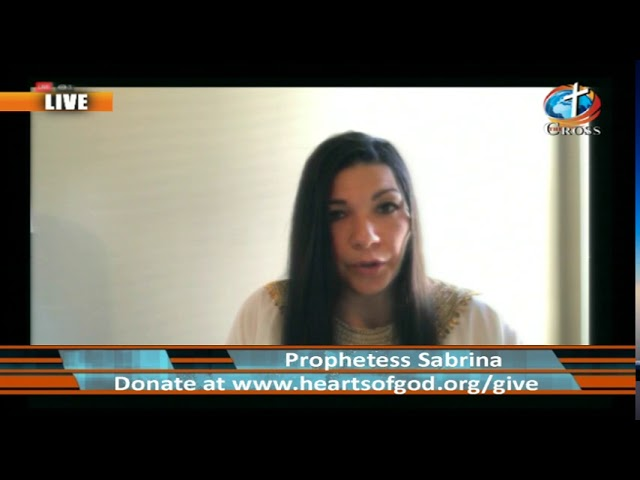 Prophetess Sabrina M. Evans ( it's Supernatural it's Real ) 11-06-2019