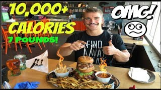 ULTIMATE UNDEFEATED FOOD CHALLENGE In Toronto | Toronto's Biggest