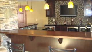 Gorgeous Finished Basement In Lakeville