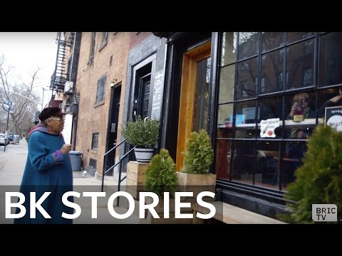 Mrs. Loretta McDonald Takes Us Through Brooklyn for a Look at Gentrification