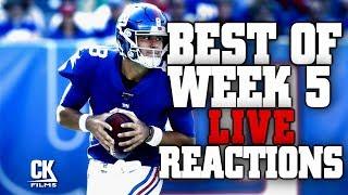 2019 New York Giants vs Minnesota Vikings   Live Giants Fan Reaction