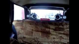 акустика в машине(этап первый акустика,дальше кондетсаторы и другие колонки и сабб + замена чехлов в салоне., 2012-10-19T10:41:06.000Z)