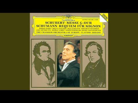 Schubert: Masse No.2