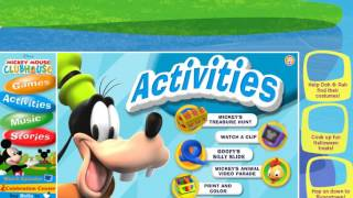 Mickey Mouse Clubhouse Playhouse Disney