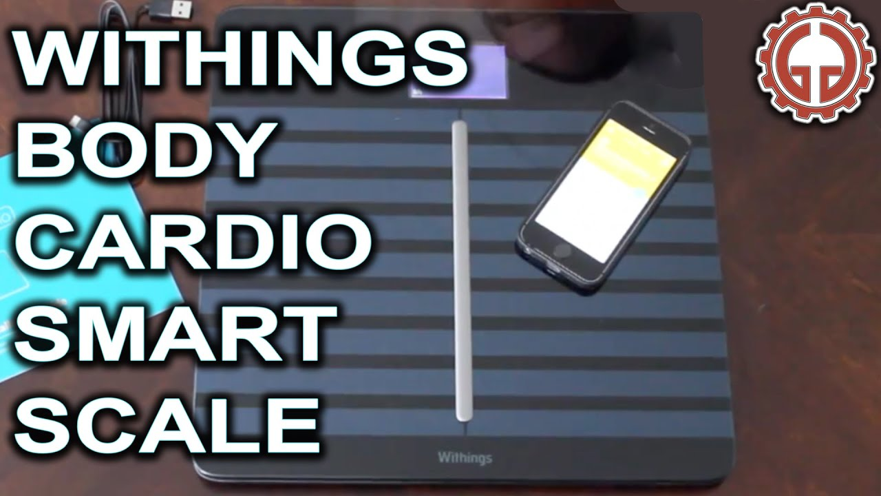 Withings Body Cardio Scale >> Withings Body Cardio Smart Scale Unbox Demo Youtube