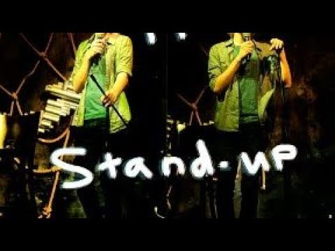 Максим Артемов - Stand-Up в клубе Алиби.