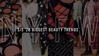 THE BIGGEST BEAUTY TRENDS FROM NYFW | SPRING/SUMMER 2020 | BOBBI BROWN COSMETICS