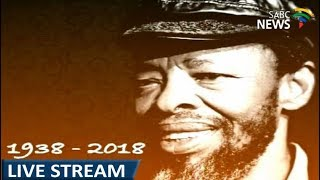 Prof. Keorapetse Kgositsile Special Official Funeral Service