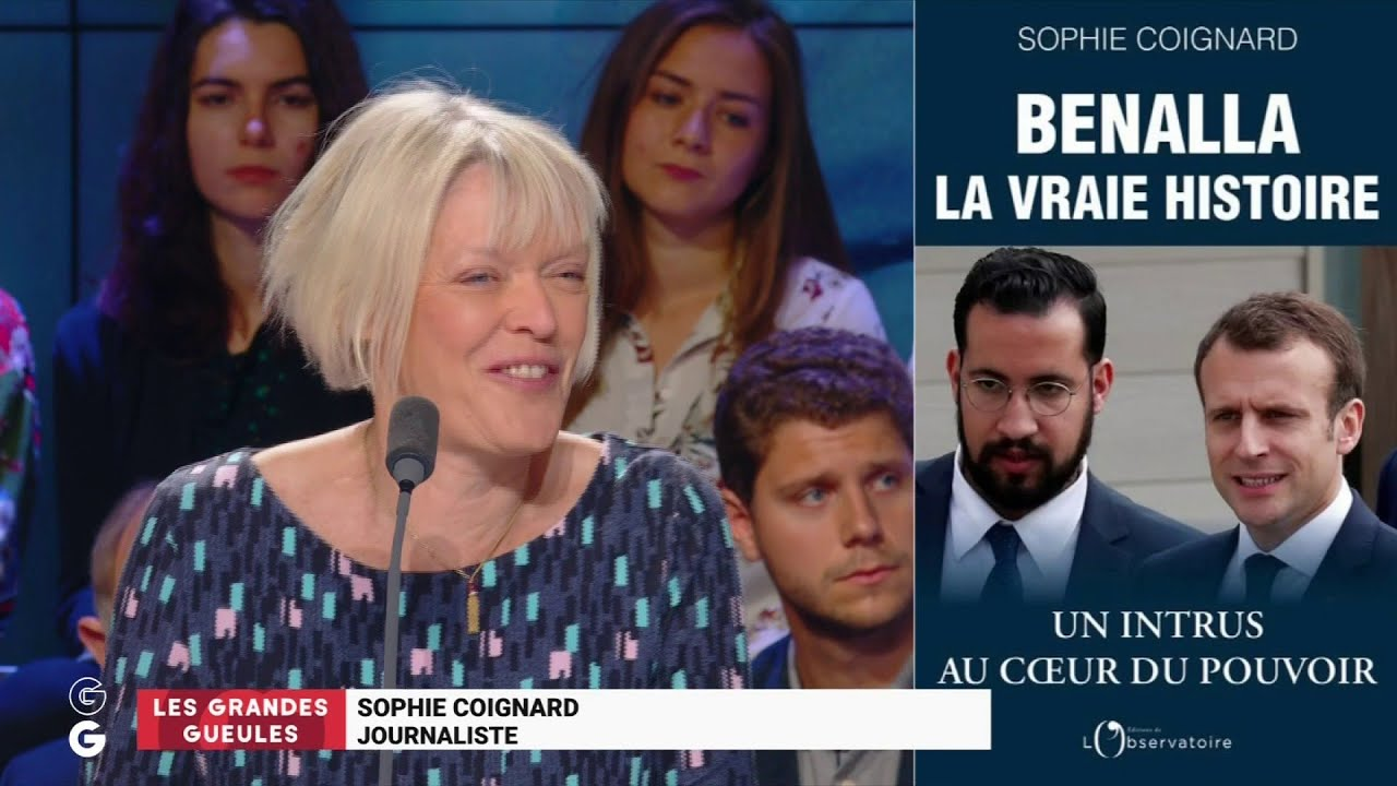 Emmanuel Macron Le Bienfaiteur D Alexandre Benalla