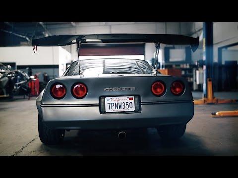 """Budget C4 Corvette – """"Dominic Corvetto"""""""
