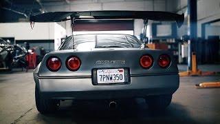 """Budget C4 Corvette - """"Dominic Corvetto"""""""