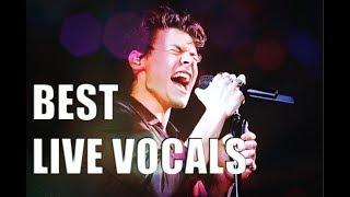 HARRY STYLES BEST VOCALS