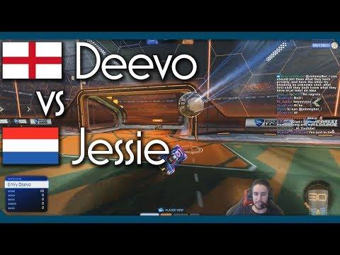 Deevo vs Jessie | 1v1 Roulette