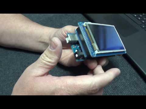 Arduino Basics   LCD Touchscreen