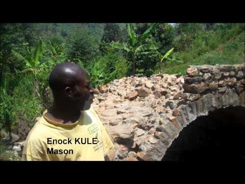 Stone Arch Bridge in Uganda