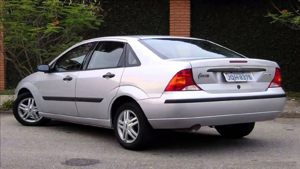 ford focus sedan glx 1 6 2006 youtube. Black Bedroom Furniture Sets. Home Design Ideas