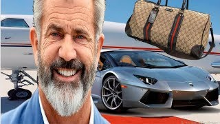 10 EXPENSIVE THINGS OWNED BY MEL GIBSON.