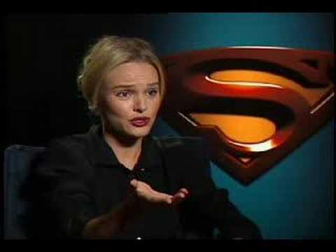 Superman Returns Kate Bosworth interview