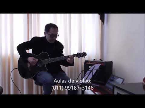 Linda Juventude (14 Bis) - Violão Acompanhamento - Playback Karaoke - Cover by Silvio Endo