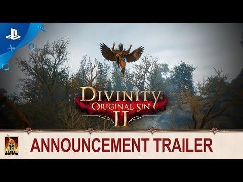 Анонсирована Divinity: Original Sin 2 для Xbox One
