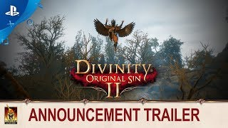 Divinity: Original Sin 2 – Announcement Trailer | PS4