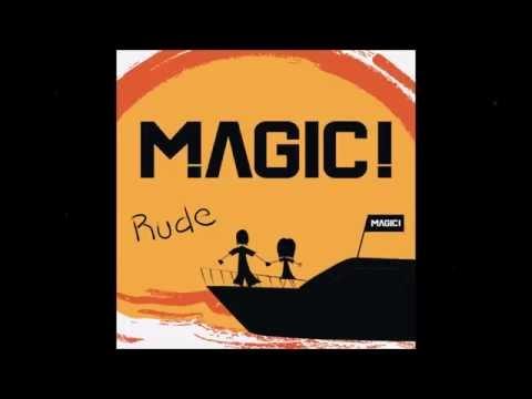 MAGIC! - Rude (Zedd Remix) [Faster version]