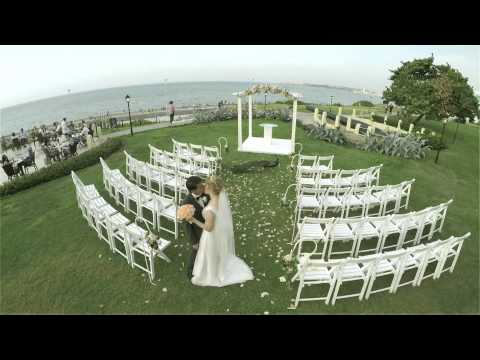 Boda con Drone, Allan y Natalia/Wedding with drone in Havana, Cuba