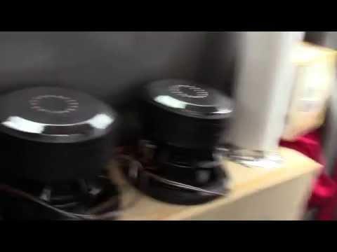 3 SUNDOWN SA 8S TWIN PORTS TRUCK BOX