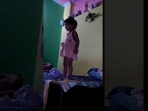 Try To Dance Baby Aaradhya Chittiyian Kalayiaan