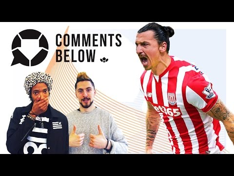 Zlatan Ibrahimovic to kill it in Premier League! | Comments Below