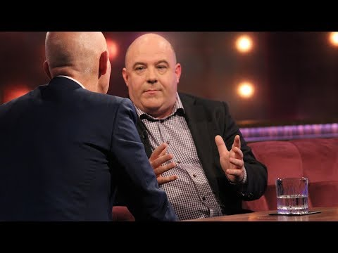 David Hall on preventing homelessness | The Ray D'Arcy Show | RTÉ One