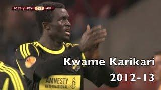 Kwame Karikari Compilation | A.I.K. 2012-13