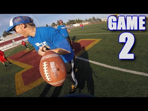 CRAZIEST FOOTBALL GAME IN HISTORY!   On-Season Football Series   Game 2